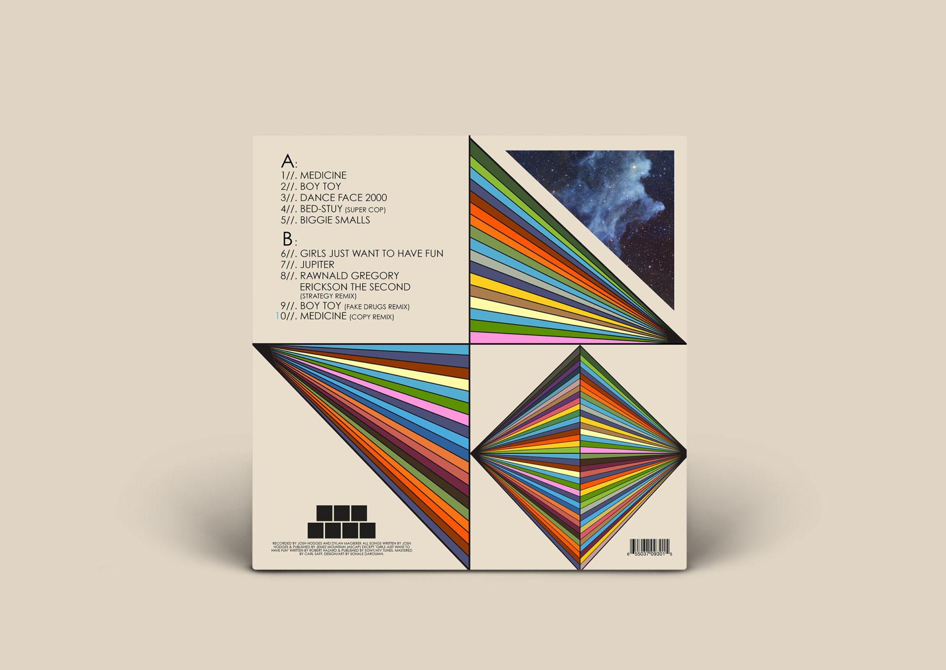 "Futuristic Branding for STRFKR's ""Jupiter"" EP – Sohale Kevin"
